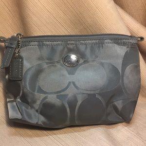 Coach NWOT cosmetic bag